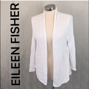 ⭐️ EILEEN FISHER CARDIGAN/JACKET 💯AUTHENTIC
